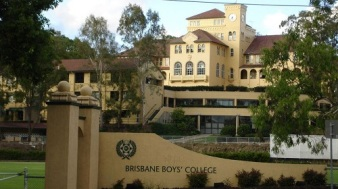 BBC - Brisbane Boys College